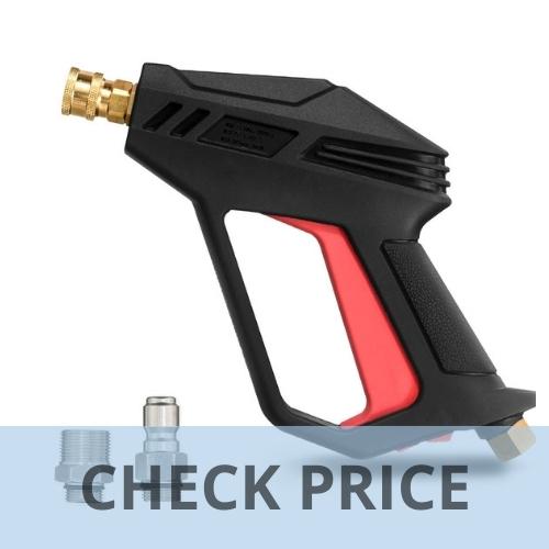 best pressure washer gun