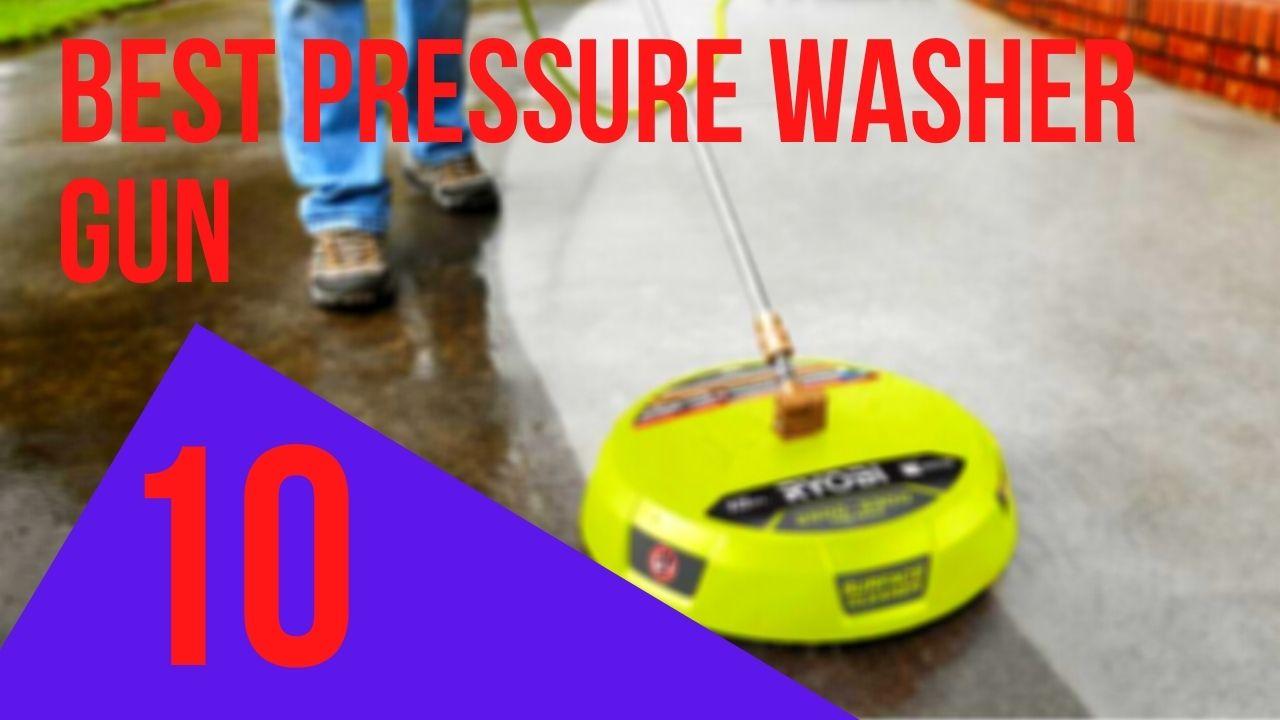 Best Pressure Washer Surface Cleaner