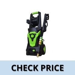 Best Commercial Electric Pressure Washer